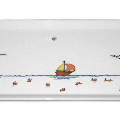 Plat à cake  bateaux