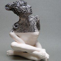 Sculpture Femme Graphique